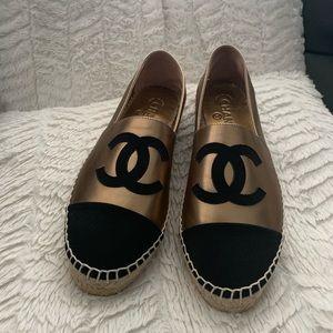 Chanel Espadrilles 39
